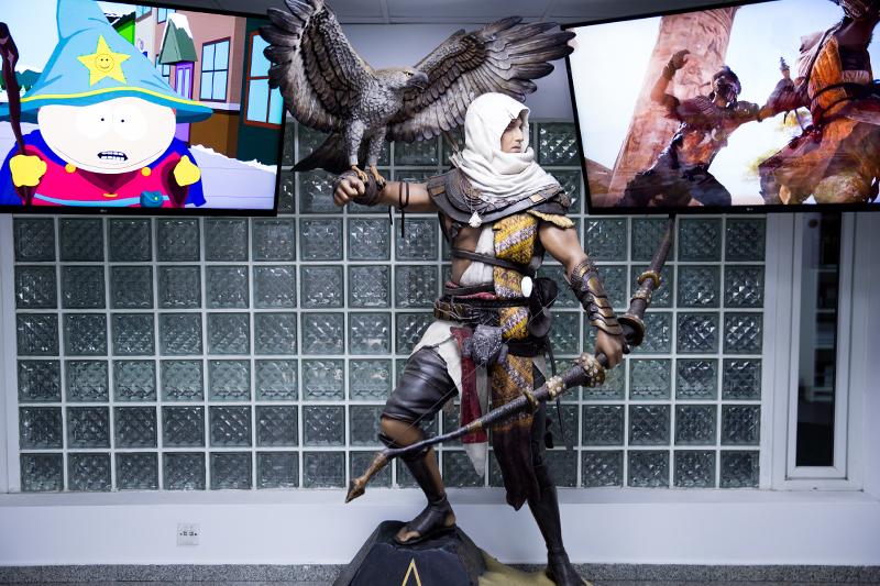 Bine ai venit la Ubisoft!