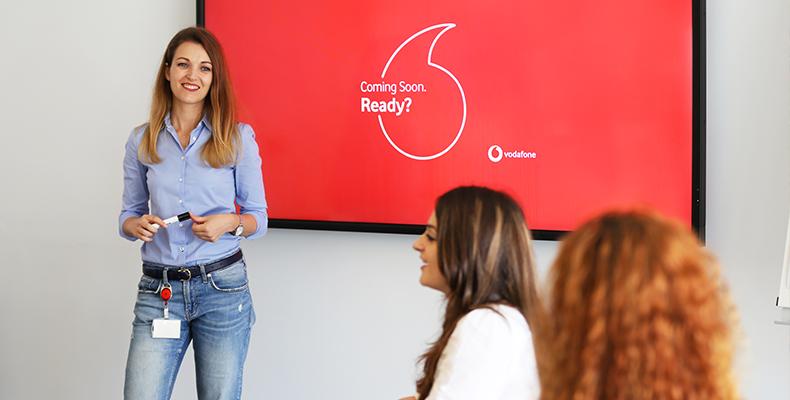 Noi suntem Vodafone!